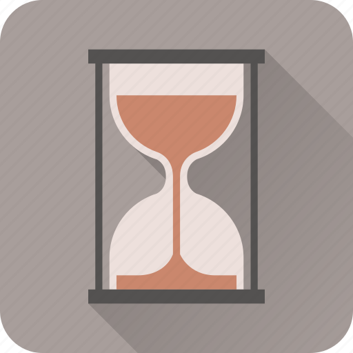 alarm, clock, hourglass, schedule, time, timer icon