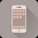 apple, appstore, iphone, phone icon