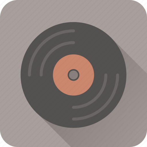 audio, disc, media, music, play, record, sound icon