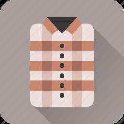 clothes, clothing, fashion, folded, shirt, wardrobe icon
