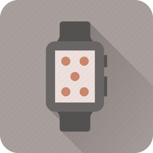 device, smart, smartwatch, time, watch icon