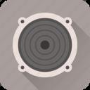 audio, speaker, media, music, sound, volume