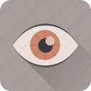 eye, view, find, graphic, search, visual
