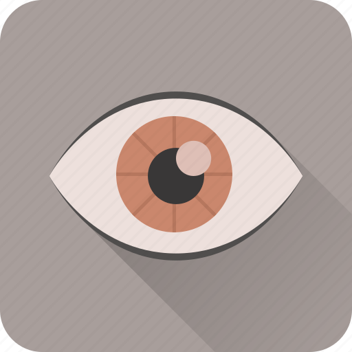 eye, find, graphic, search, view, visual icon