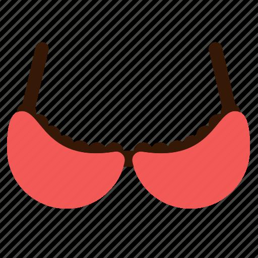 bra, brassiere, erotic, lingerie, sexual, sexy, underwear icon