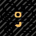 gun, attack, shot, aim, weapon icon