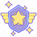 badge, esports, game icon