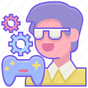 developers, esports, game icon