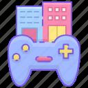 esports, game, publisher icon