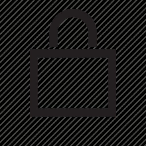 close, lock, password, secure, security icon