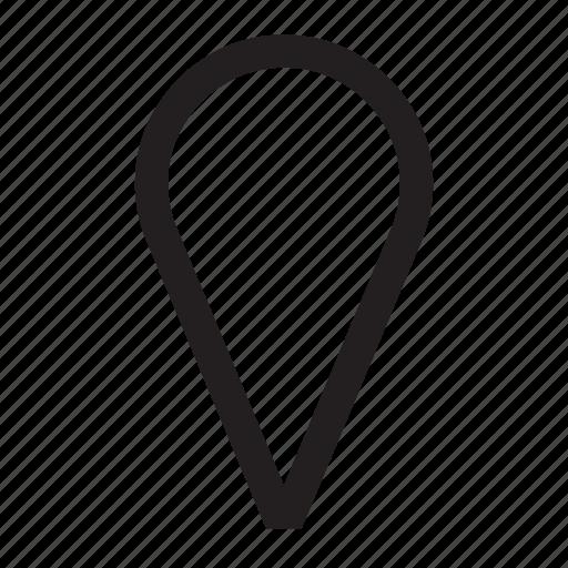 location, marker, navigation, pin, where icon