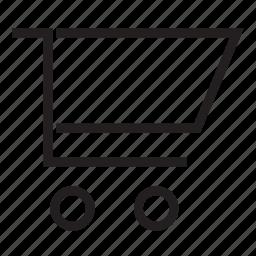 basket, buy, cart, shop, store icon