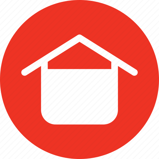 building, home, homepage, house icon