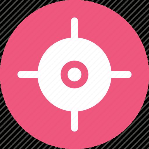 business, gps, navigation, target icon