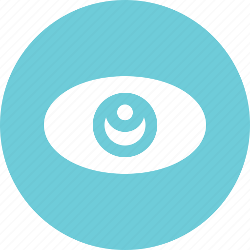 Eye, sight, view icon - Download on Iconfinder on Iconfinder
