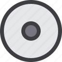 cd, interface, sign, ui icon