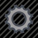 gear, options, setting