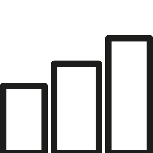 bar, business, chart, diagram, finance, graph, growth, report icon