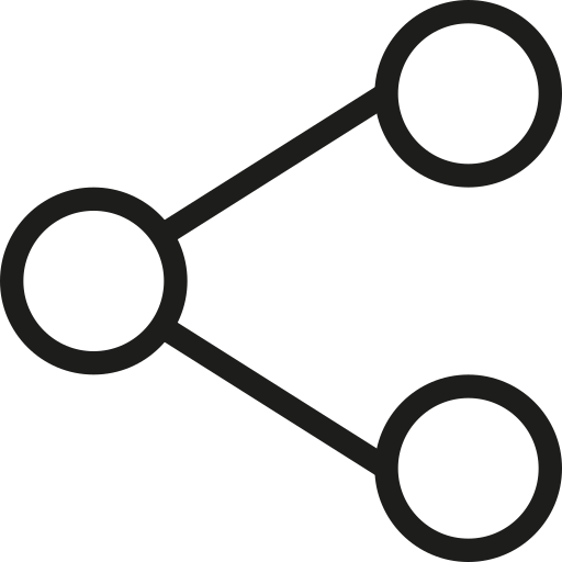 connection, data, network, share, sharing, social icon