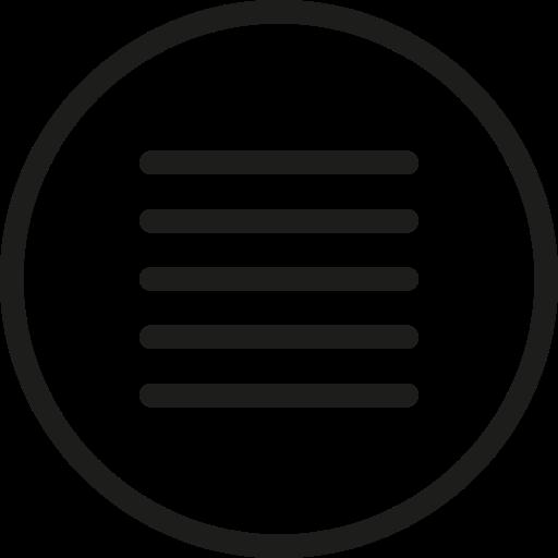 interface, list, menu, nav, navigation, ui icon
