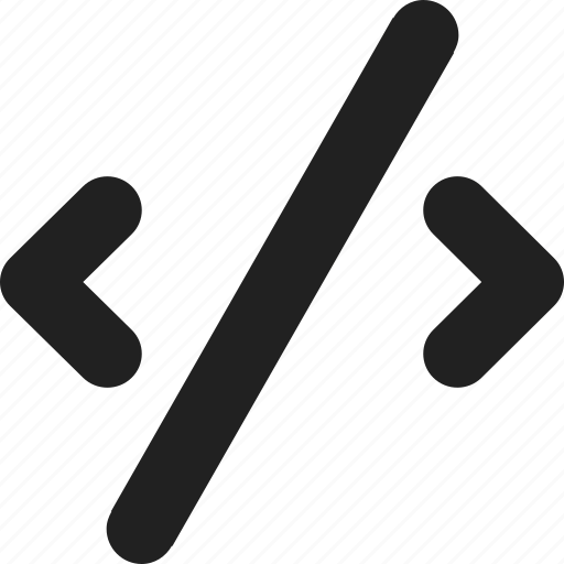 code, css, html icon