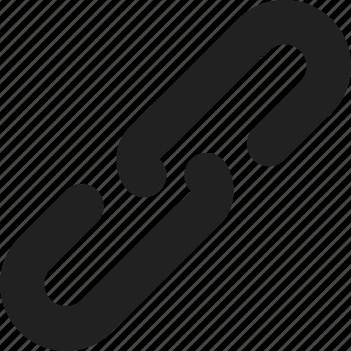 attachment, link icon