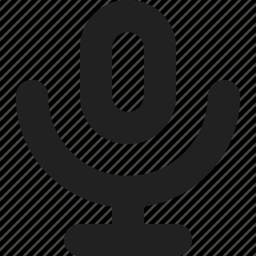 microphone, recording icon