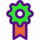 badge, essential, interface icon