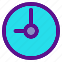 clock, essential, interface