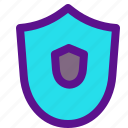 essential, interface, security icon