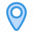 placeholder, location, map, pin, navigation, direction, gps