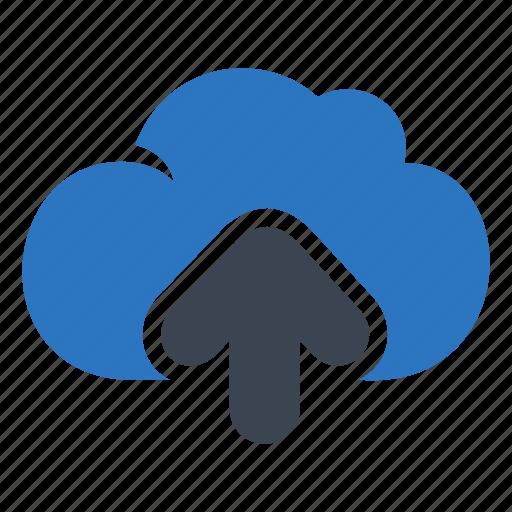 data, dcload, essentials, upload icon