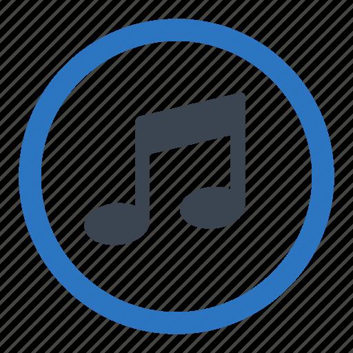 essentials, multimedia, music icon
