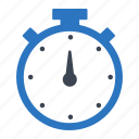 essentials, schedule, stopwatch, time, timer icon