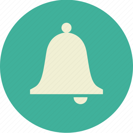 alert, appllication, bell, call, computer, learning, mail, notification, school, signal icon