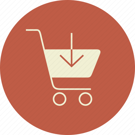 basket, buy, cart, checkout, ecommerce, retail, shop, shopping, store icon