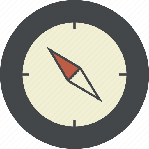 compass, direction, gps, marker, mission, navigation icon