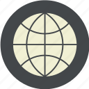 africa, americas, earth, europe, globe, internet, map, network, planet, terra, world icon