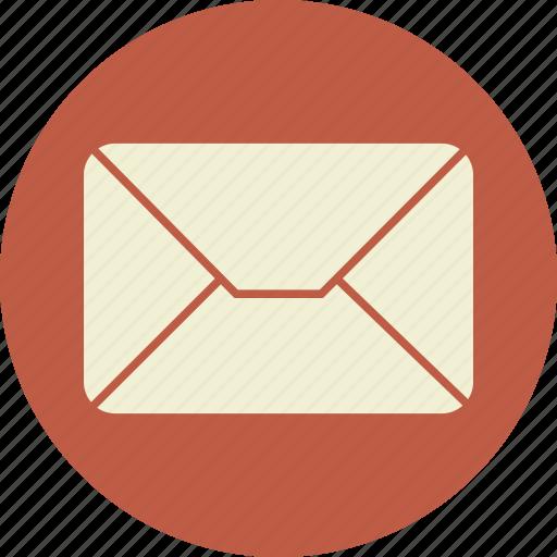 communication, email, envelope, internet, letter, mail, message, send icon