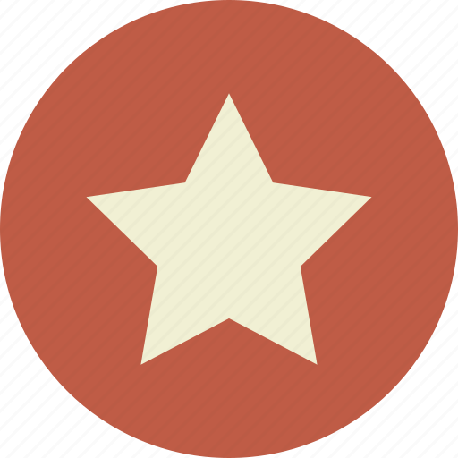bookmark, favorite, favourite, fill, rate, star icon