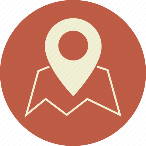 address, direction, geolocation, gps, location, map, marker, navigation, pin icon