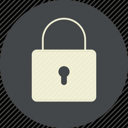 encrypted, lock, padlock, safe, secure, security, unlock icon