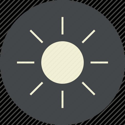 beam, day, light, lighter, lightness, sun, sunny, weather icon
