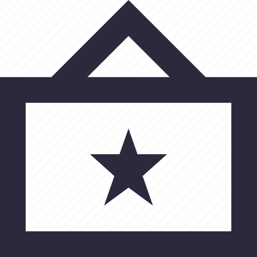 favorite, five pointed, ranking, rating, star icon