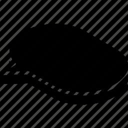 blank, essentials, isometric, message icon