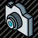 isometric, camera, essentials