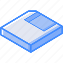 isometric, save, essentials
