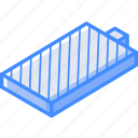 battery, isometric, full, essentials
