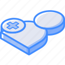 new, isometric, essentials, user