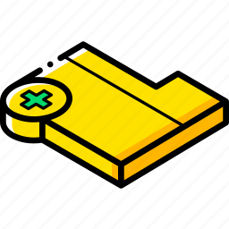 essentials, folder, isometric, new icon